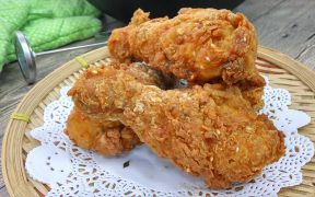 Amazing Spicy Fried Chicken Drumstick Recipe