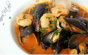 Homemade Cioppino Recipe