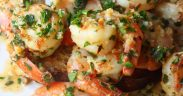 Garlic Shrimp Recipe - Quick & Easy Garlic Shrimp Recipe