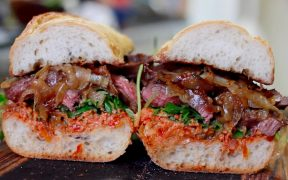 The Perfect Steak Sandwich Recipe